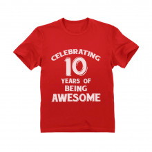 Celebrating 10 Years Of Being Awesome