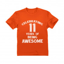 Celebrating 11 Years Of Being Awesome