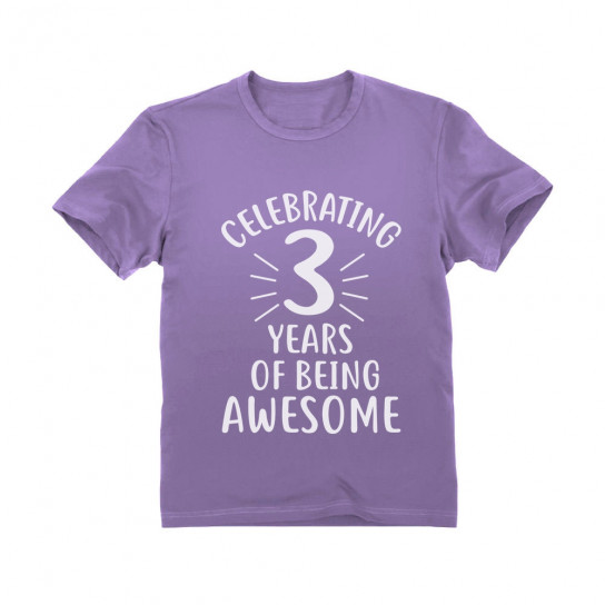 Celebrating 3 Years Of Being Awesome