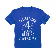 Celebrating 4 Years Of Being Awesome