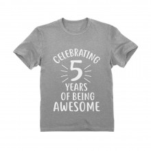 Celebrating 5 Years Of Being Awesome