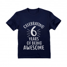 Celebrating 6 Years Of Being Awesome