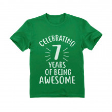 Celebrating 7 Years Of Being Awesome