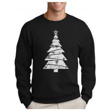 T-Shirts Pull de Noel Sapin Arbre de Noël Distressed Sweatshirt