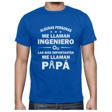 Camiseta para Hombre - Regalos para Ingenieros - Algunos me Llaman Ingeniero