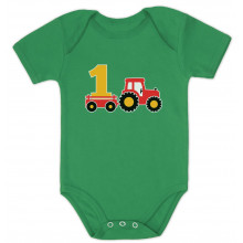 1st Birthday Boy Gift Tractor