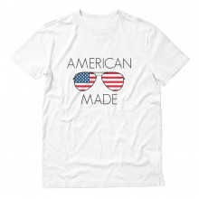 4th Of July USA Flag American Made - Patriot Shades