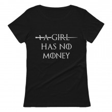 A Girl Has No Money