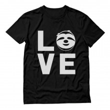 Animal Lovers - I Love Sloths - Lazy Sloth Cute Face