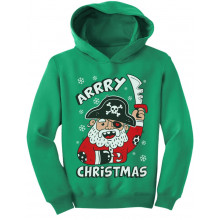 Arrry Christmas Pirate Santa Ugly Xmas