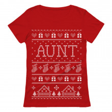 Aunt Ugly Christmas Sweater