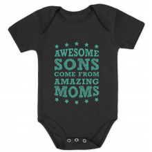 Awesome Sons Come From Amazing Moms Babies