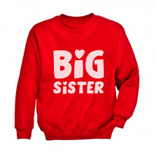 BIG Sister  - Elder Sibling Gift Idea Children