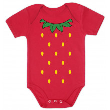 Babies Strawberry Costume
