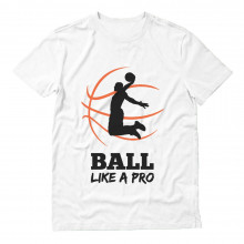 Basketball Player - Ball Like a Pro