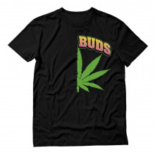 Best Buds Pot Smokers Couple Top Marijuana Leaf