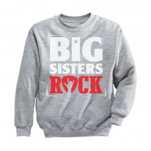 Big Sisters Rock Children