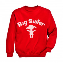 Big brother - Perfect Sibling Gift Idea - Happy Girl