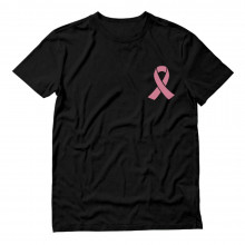 Breast Cancer Awareness  Pocket Size Pink Ribbon