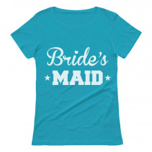 Bride's MAID - Bridesmaid Funny Bachelorette Party