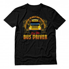 Bus Driver Funny Slogan Thank You Gift Graphic