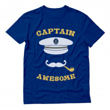Captain Awesome design print