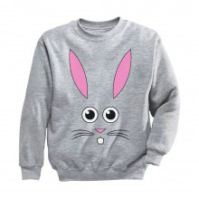 Children's Cute Easter Bunny Face
