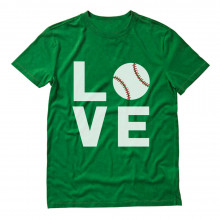 Cool Gift Idea for Bat & ball Fans - Love Baseball