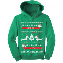 Cute Dachshund Ugly Christmas