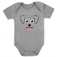 Cute Dog Face Baby and Maternity