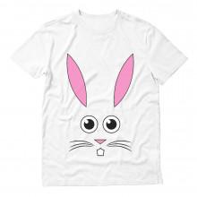 Cute Easter Bunny Face