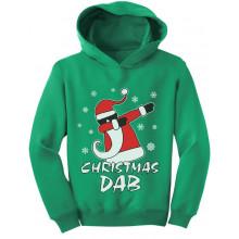 Dabbing Santa Christmas Dab Funny Ugly Xmas