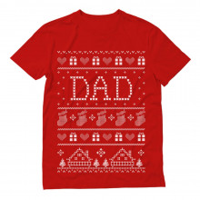 Dad's Ugly Christmas Sweater