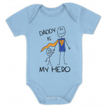 Daddy Is My Hero Cute