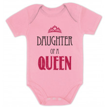 Daughter of a Queen - Matching Mother's Day Cute Set
