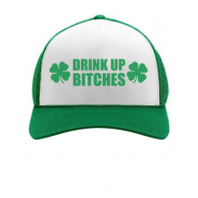 Drink Up Bitches Cap