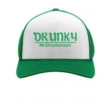 Drunky McDrunkerson Cap