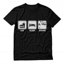 Eat Sleep Anime Cool