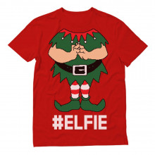Elf Suit Funny Elfie Christmas