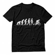 Evolution To Biking Gift for Bike Riders - Cycling