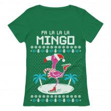 Fa La La Flamingo Ugly Christmas