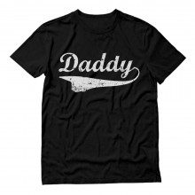 Daddy Distressed Vintage Style