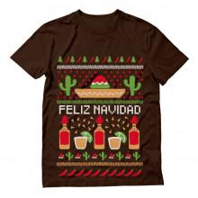 Feliz Navidad Mexican Ugly Christmas
