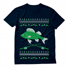 Fishing Ugly Christmas Sweater