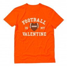Football Is My Valentine