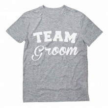 Funny Groomsmen Wedding Party Gift Idea - Team Groom