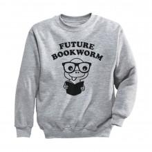 Future Bookworm - Cute Gift Idea Geeky Unisex