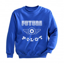 Future Pilot - Cool Children's Clothing Gift Funny