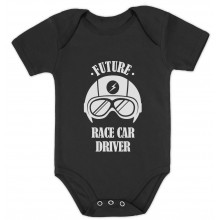 Future Race Car Driver - Cool Bodysuit Unisex Funny