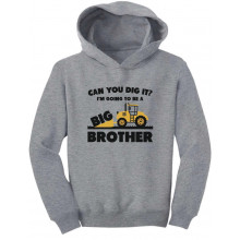 Going To Big A Brother Tractor Children